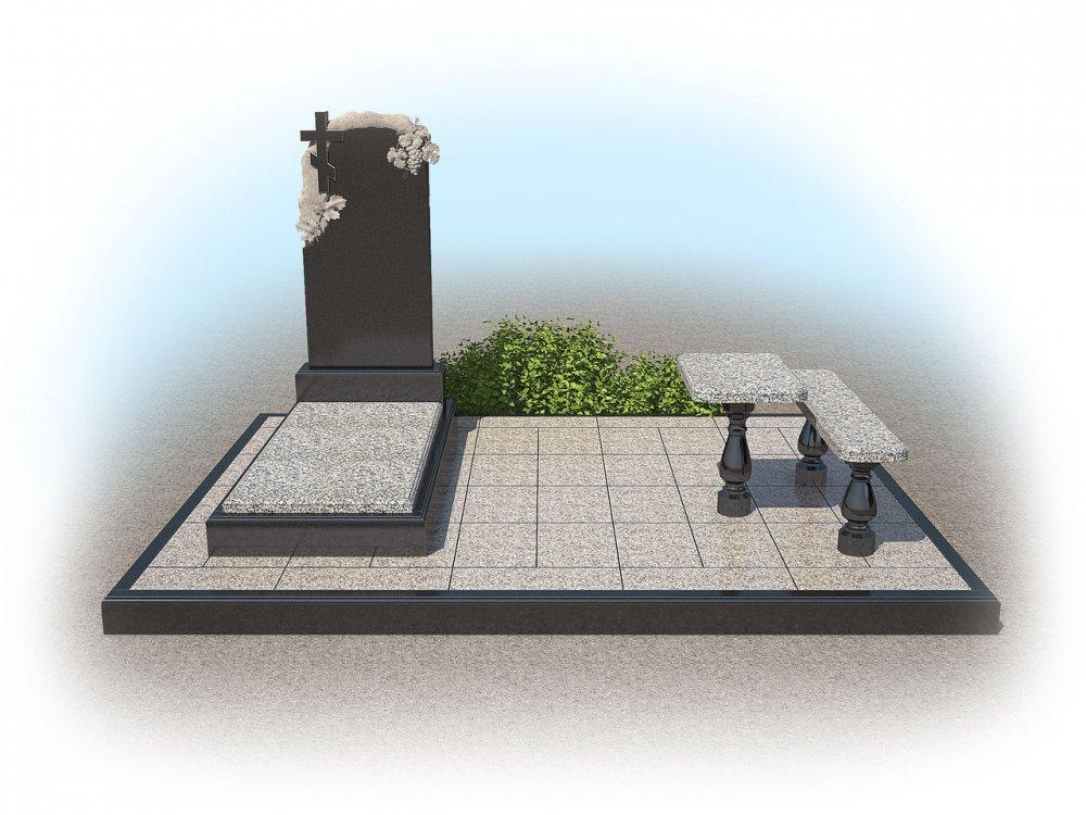 Заказать Создание 3D макетов памятников 2