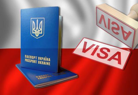Заказать Віза робоча в Польщу пакет документів