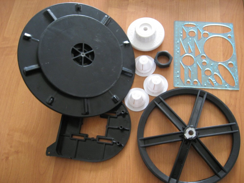 Order Casting of products from plastic and rubber mixes