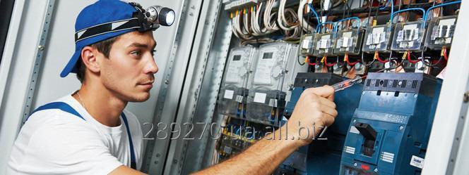Заказать Широкий спектр услуг в сфере электромонтажа