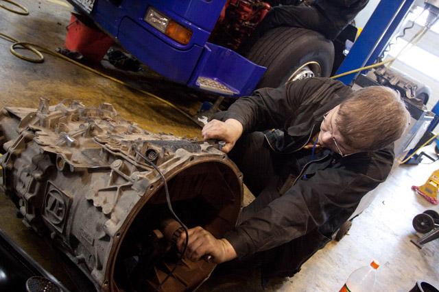 Заказать Капитальный ремонт агрегатов автомобилей DAF