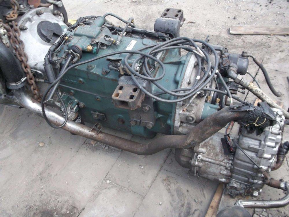 Заказать Капитальный ремонт агрегатов автомобилей SCANIA