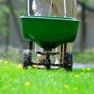 Заказать Внесення добрив на газон