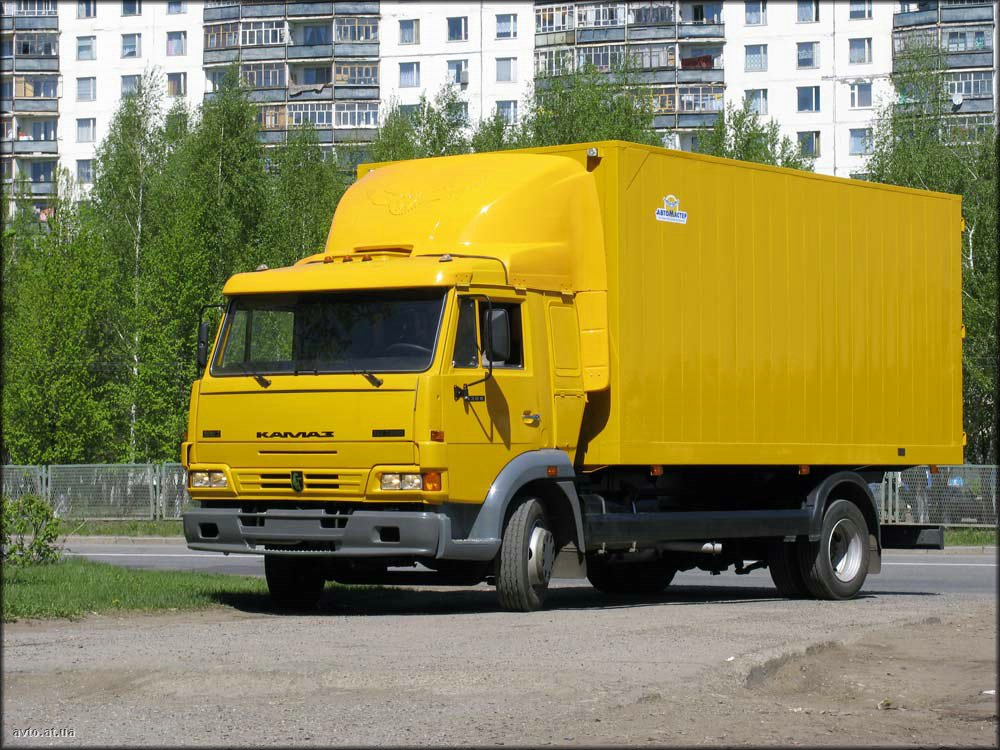 Заказать Автосервис грузовиков КАМАЗ 4308
