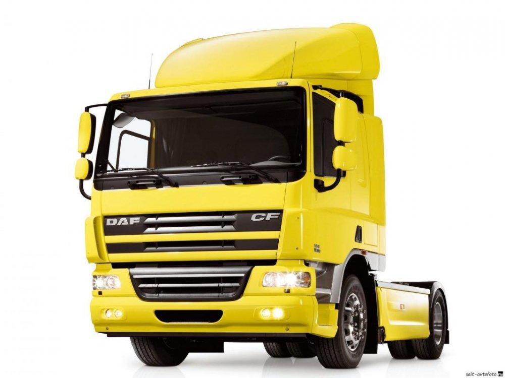 Заказать Автосервис грузовиков DAF