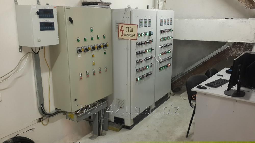 Заказать Оптимизация и модернизация, автоматизация бетоносмесительных установок (БСУ, ЖБК, заводов по производству ЖБИ)