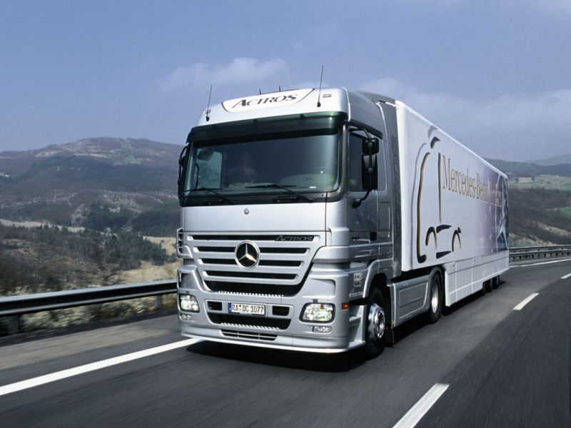 Заказать Автосервис грузовиков MERCEDES
