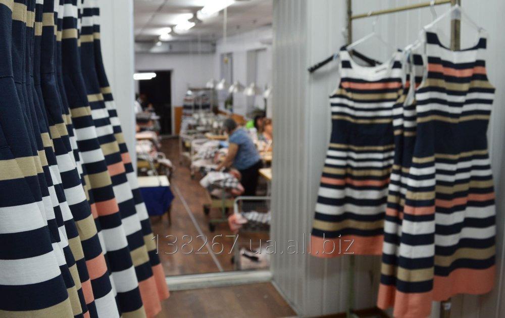 Заказать Пошив платья под заказ. Пошив платья.