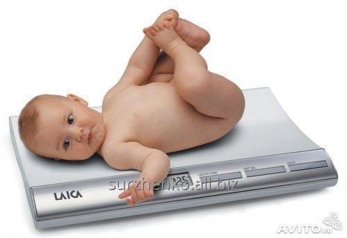 Заказать Аренда прокат детские весы для новорожденных Киев