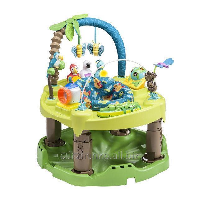 Заказать Прокат детских прыгунков, игровой центр для детей от 6 месяцев, аренда прокат Киев.