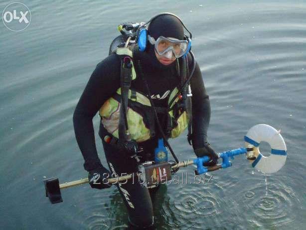 Заказать Работа на глубине водолазов,аквалангистов,ныряльщиков
