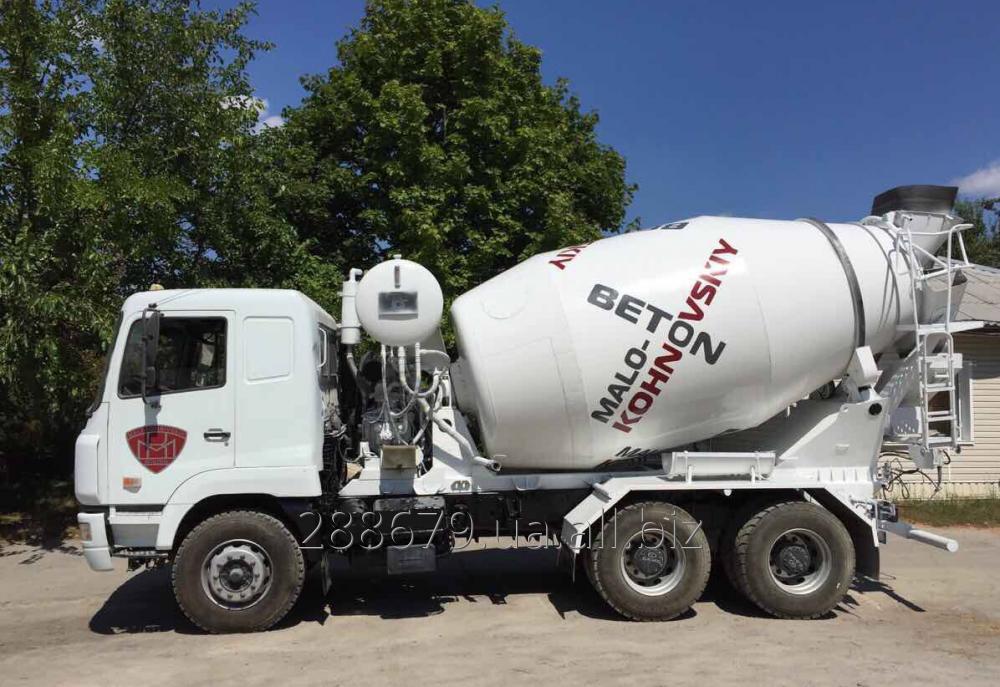 Заказать Доставка бетона и раствора