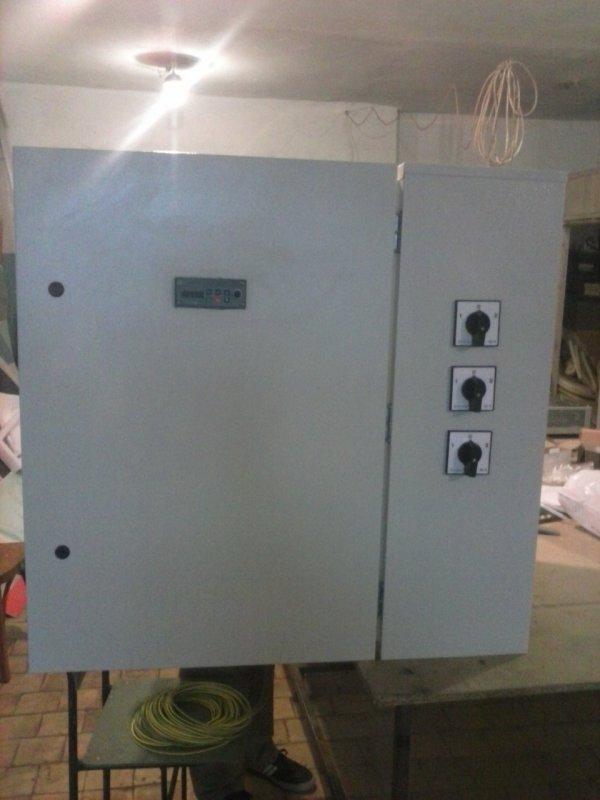 Заказать Электромонтажные работы, сборка шкафов управления частотными преобразователями.