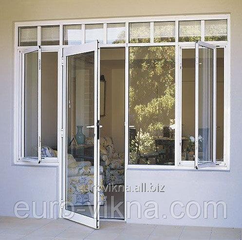Заказать Ремонт алюминиевых дверей