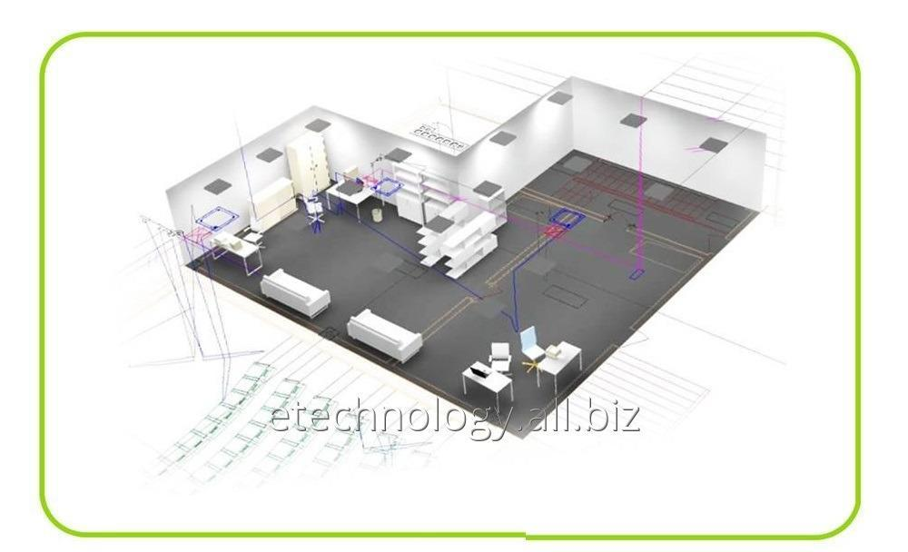Заказать Проектирование систем освещения