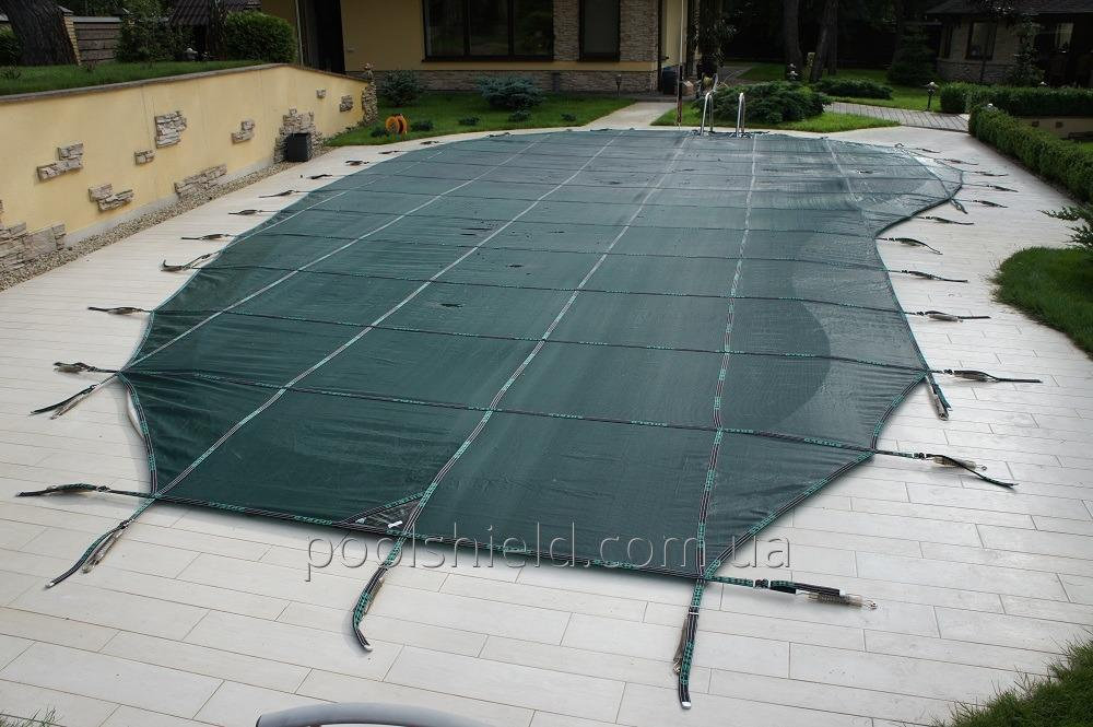 Installing the cover pool