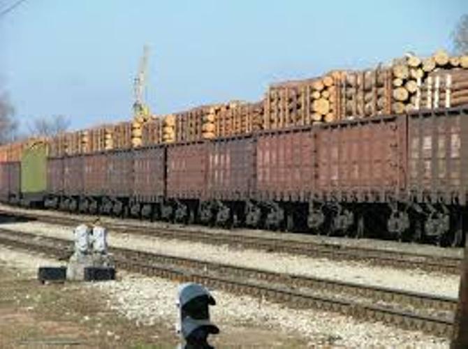 Заказать Перевозки железнодорожным транспортом