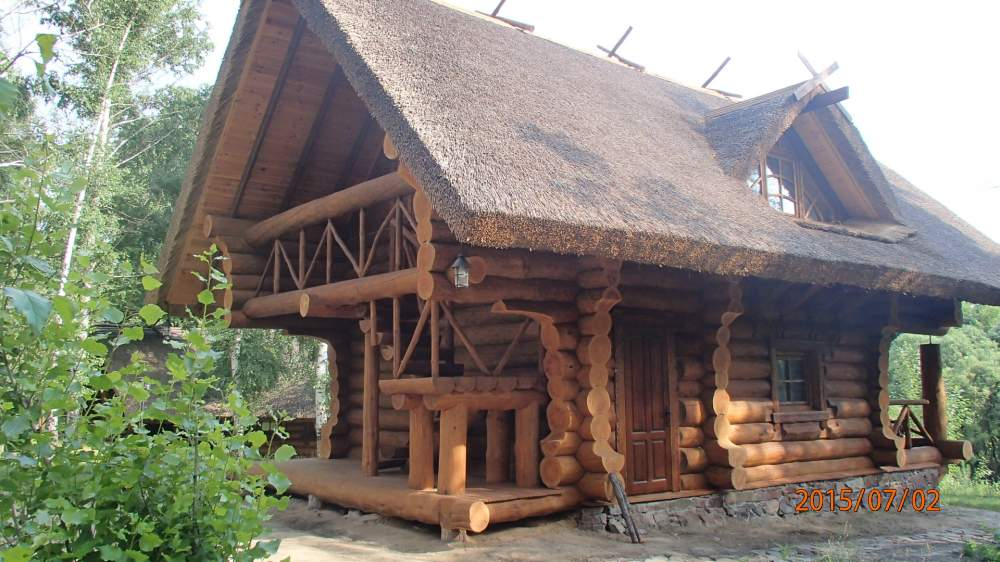 Заказать Строительство Гостевого домика из сруба