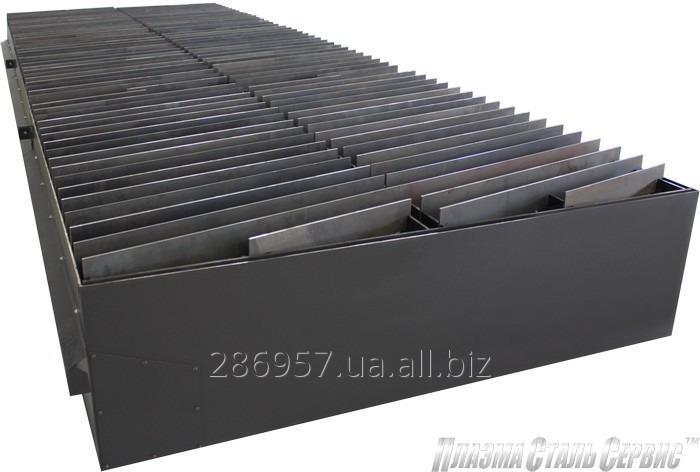 Заказать Изготовление промышленных металлических изделий