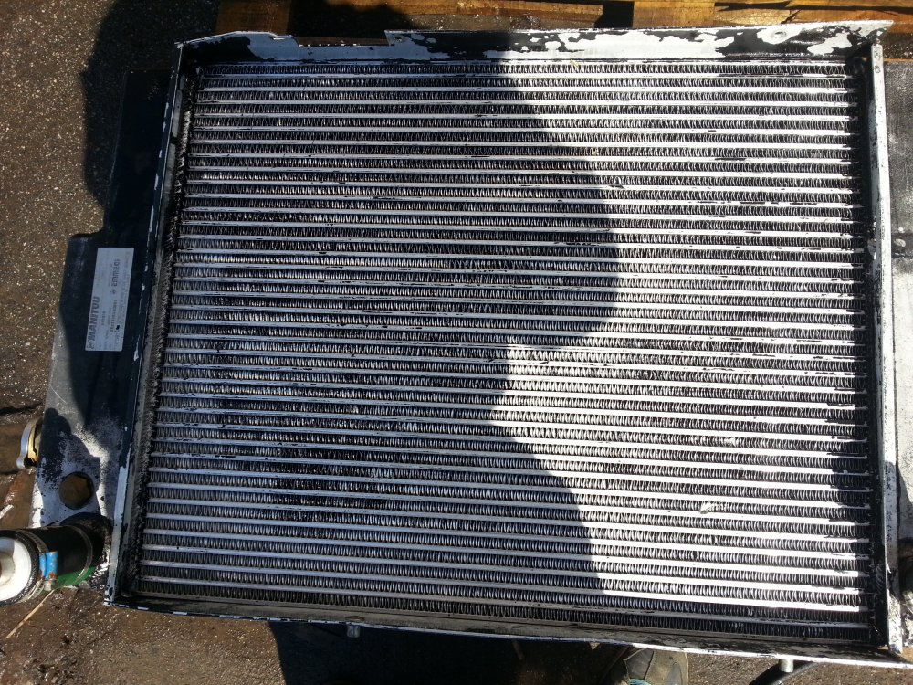 Заказать Setra / Neoplan Радиаторы автомобильные системы охдаждения двигателя