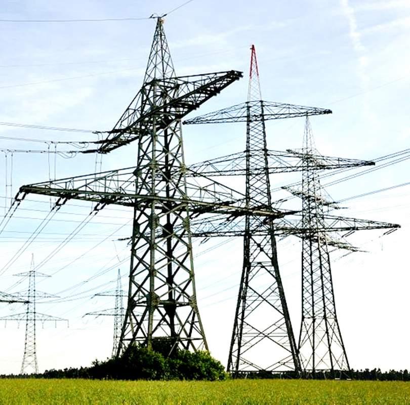 Заказать Горячее цинкование опор линий ЛЭП, вышки сотовой связи, радиотрансляционные и телевизионные башни