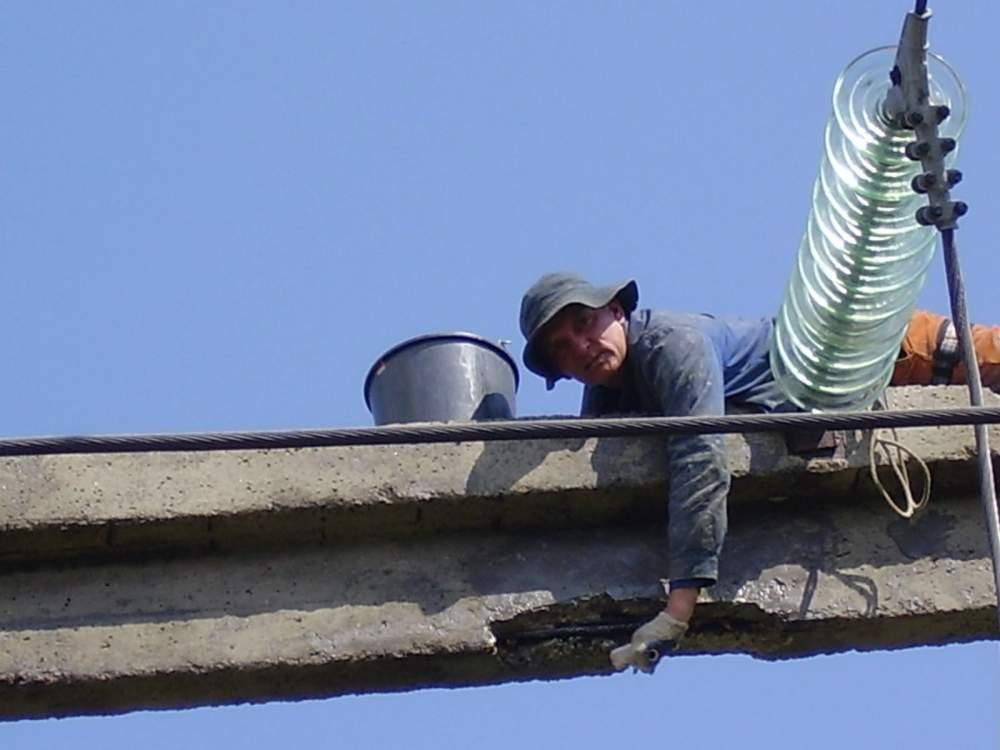 Заказать Ремонт бетонной конструкции