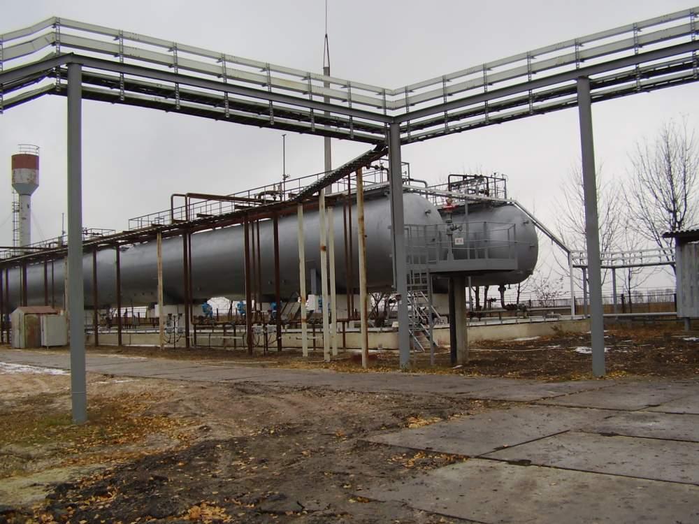 Заказать Резервуары Качановский ГПЗ