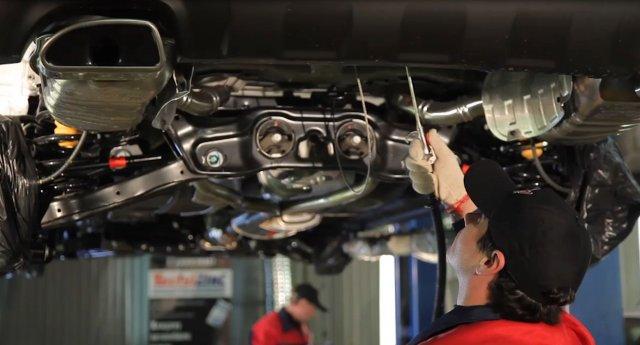 Заказать Антикоррозионная обработка кузова автомобиля