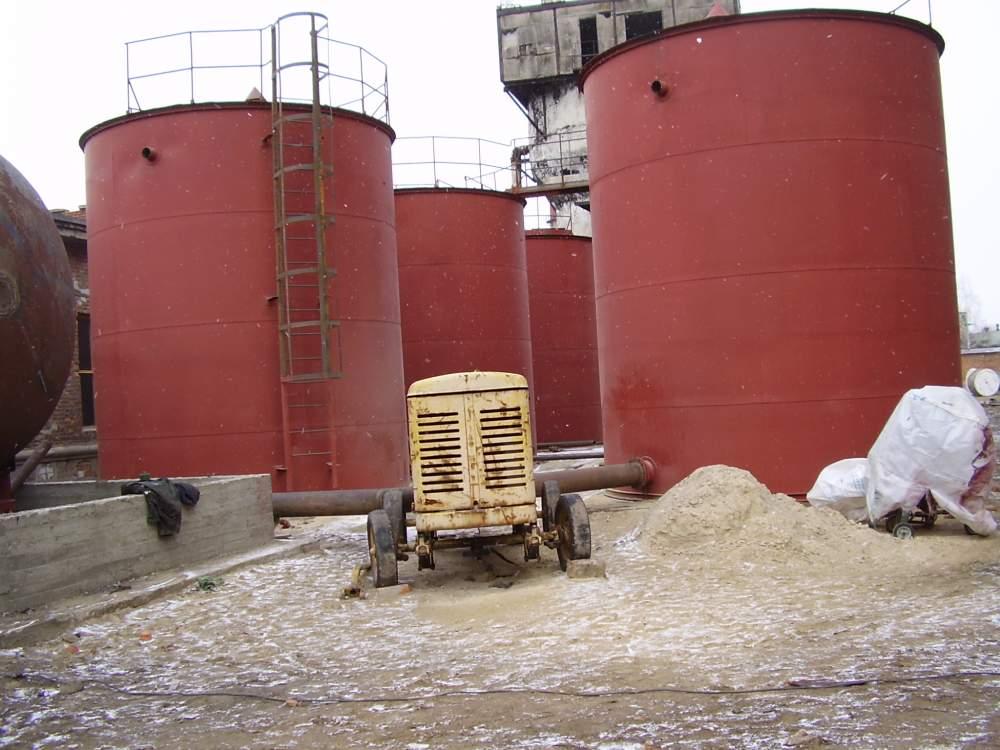 Заказать Гидроизоляция металлических резервуаров