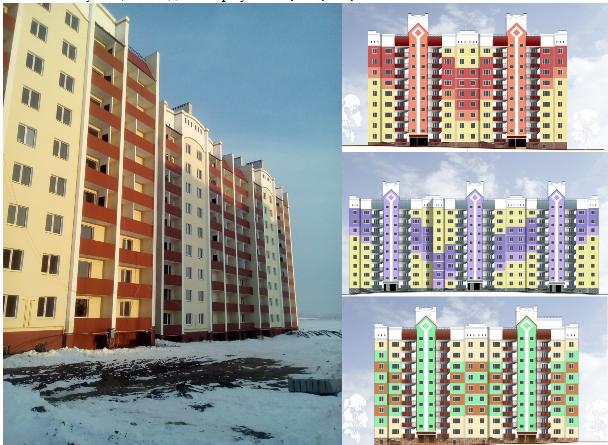 Заказать  Проектирование зданий жилых
