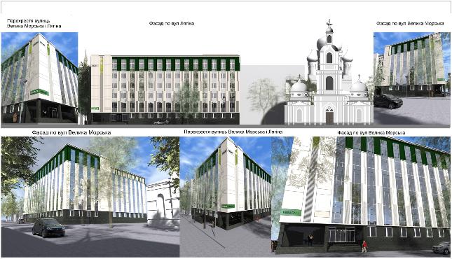 Заказать Реконстркция нежилого здания