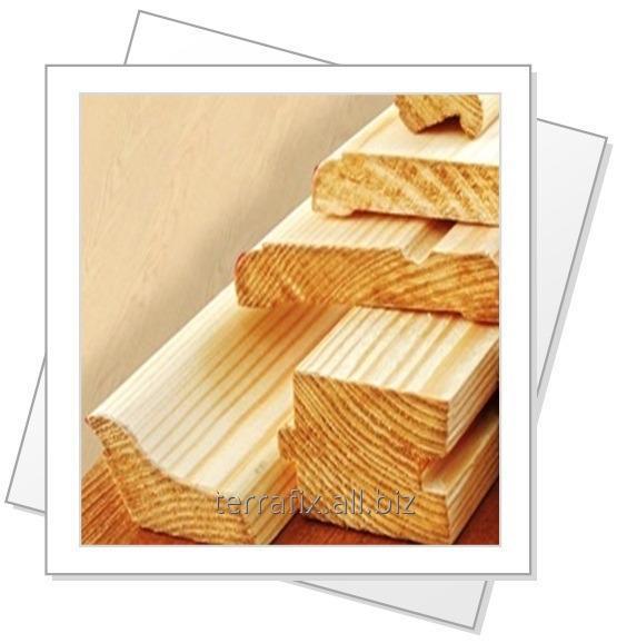 Заказать Изготовление погонажных изделий из дерева поз заказ.