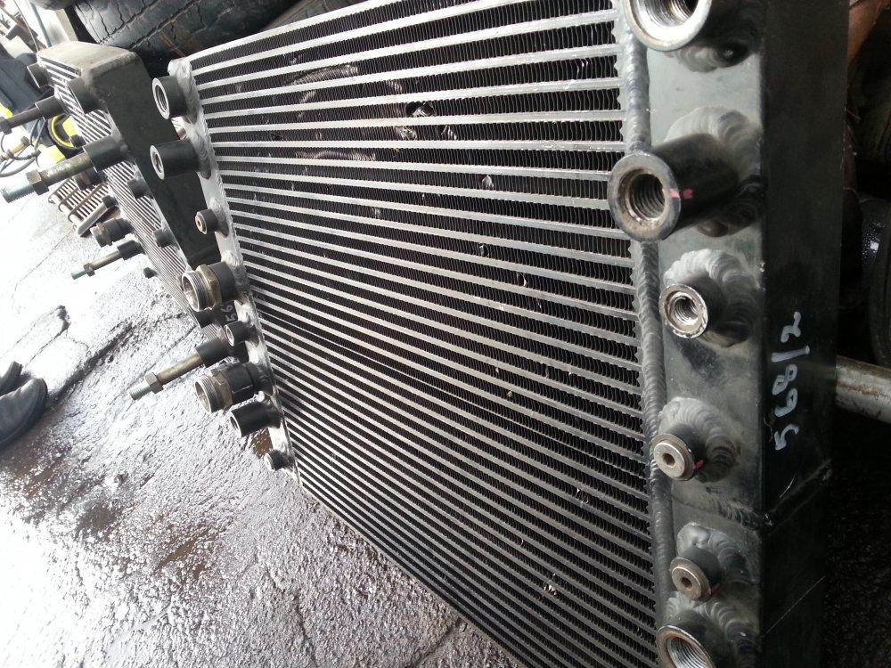 Заказать AUWARTER Ремонт радіатора охолодження, інтеркулера, теплообмінника