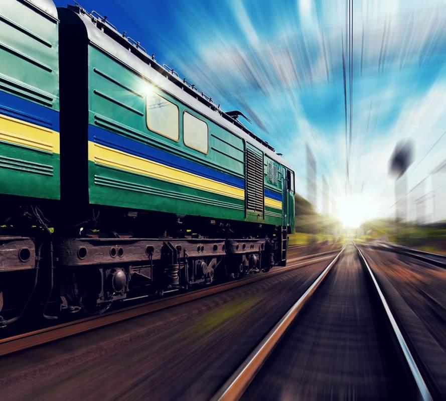 Заказать Железнодорожные перевозки контейнерных грузов