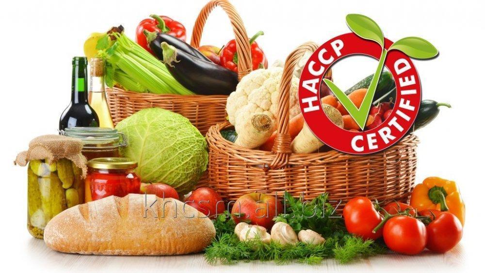 Заказать Сертификация систем управления безопасностью пищевых продуктов
