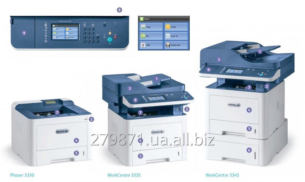 Заказать Заправка картриджа Xerox Phaser 3330, WC3335, WC3345 (106R03623) 15K