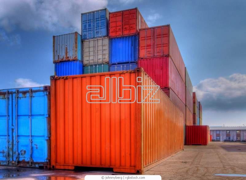 Заказать Морские контейнерные перевозки из Китая в Украину