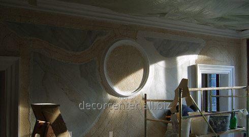 Заказать Декор и реставрация помещений