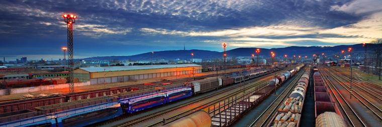 Заказать Железнодорожные перевозки грузов в Украине и в ЕС страны