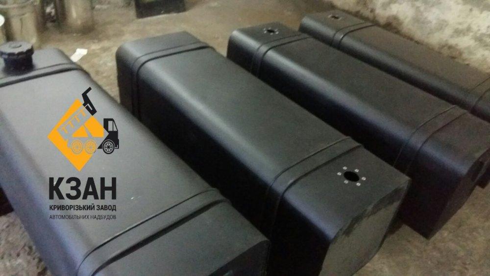 Заказать Изготовление гидравлических баков для установки на тягач