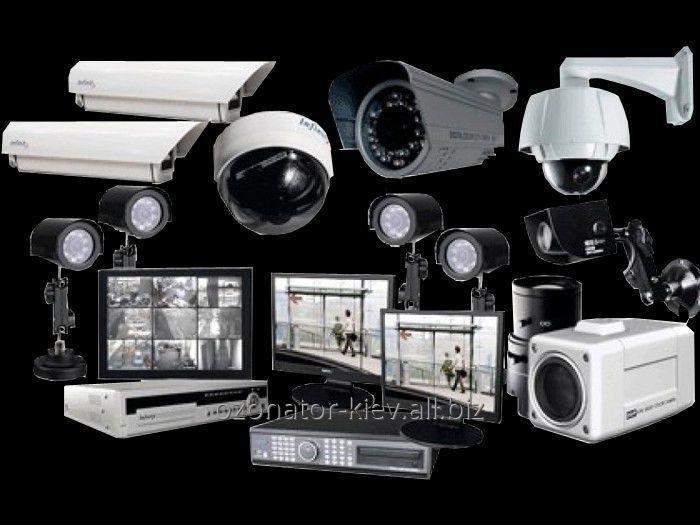 Заказать Установка, обслуживание, и подбор видеонаблюдения