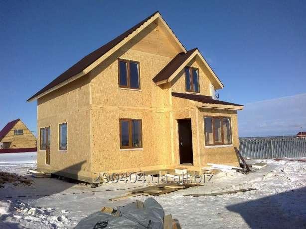 Заказать Строительная компания ANTBUILDER произведет постройку частного дома