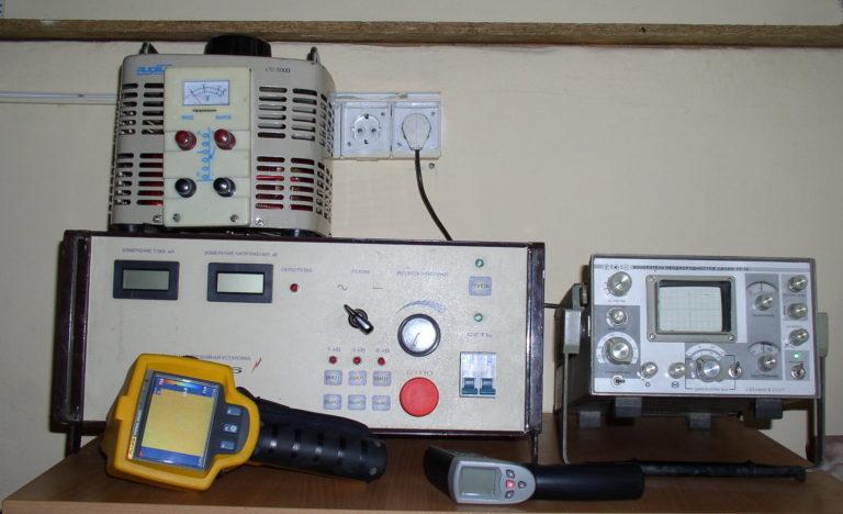 Ремонтные работы электрического кабельного обогрева