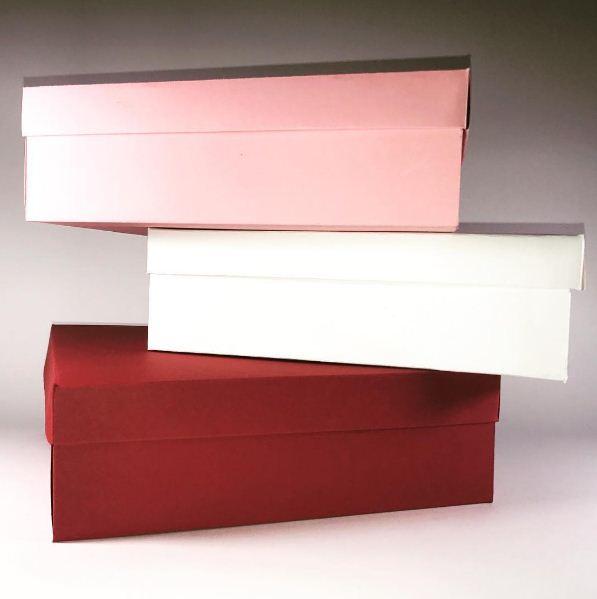 Заказать Изготовление коробки вашего размера и цвета