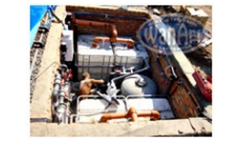 Заказать Строительство композитный бассейнов