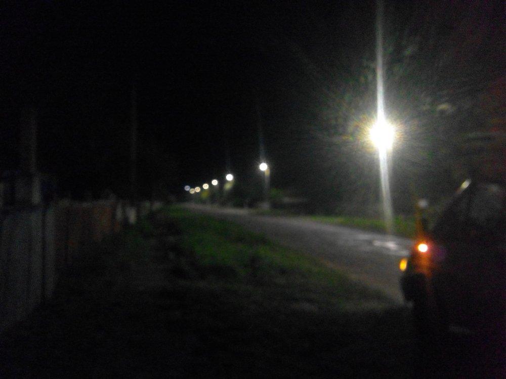 Монтаж уличного освещения