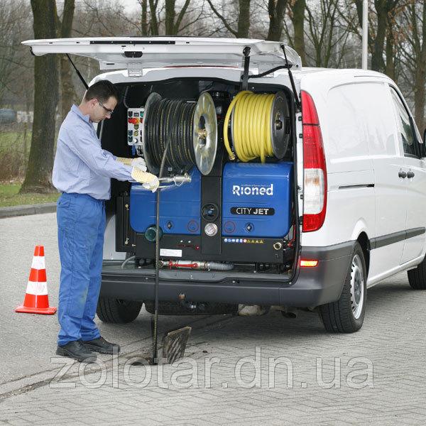 Заказать Прочистка канализации гидродинамическим методом