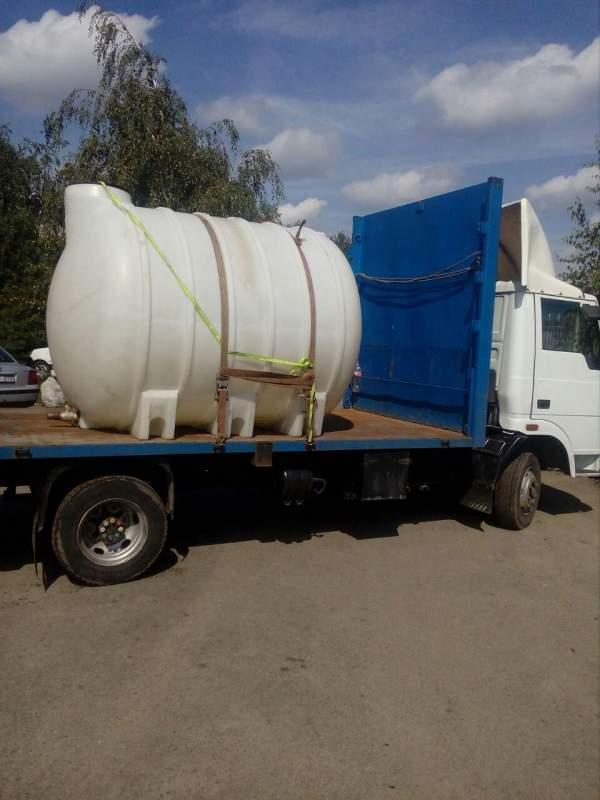 Заказать Доставка технической воды в Киеве и области