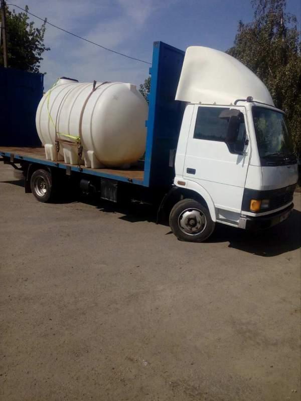 Заказать Доставка технической воды водовозом