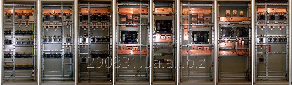 Заказать Сборка электрощитового оборудования